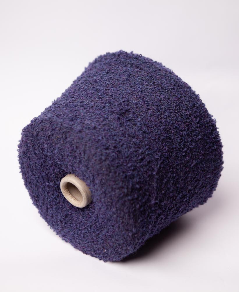 Nuanseloop  сине голубой с фиолетовым меланжем